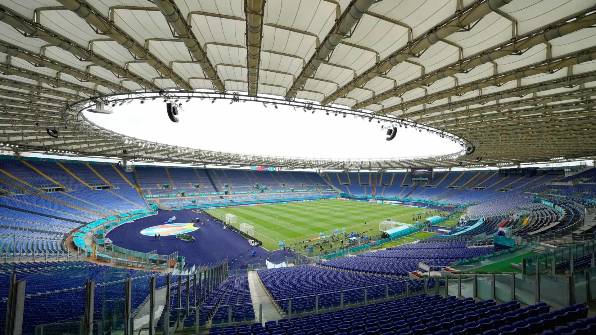 Euro'2020: Siga em direto os resultados e marcadores da 2.ª jornada