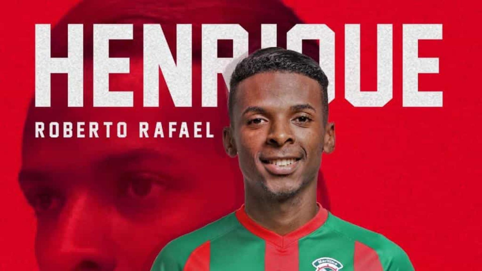Henrique reforça ataque do Marítimo na temporada 2021/22