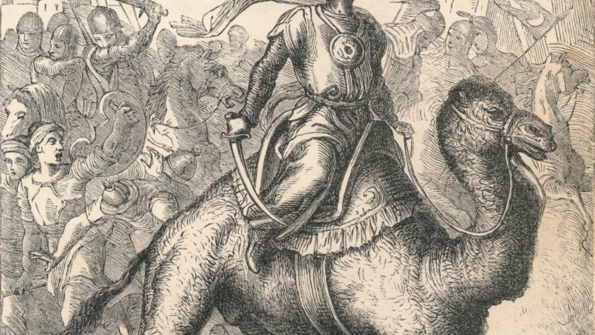 """Saladino """"tem algo que qualquer líder pode aspirar"""", diz historiador"""