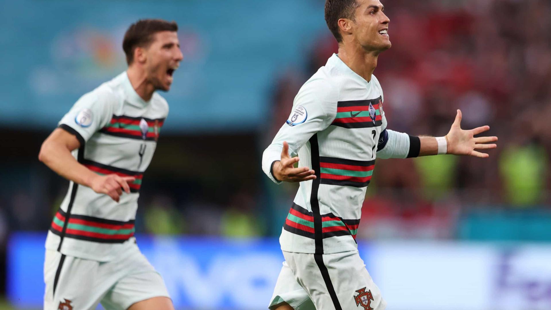 """""""Jogar contra Portugal seria algo fantástico para todos nós"""""""