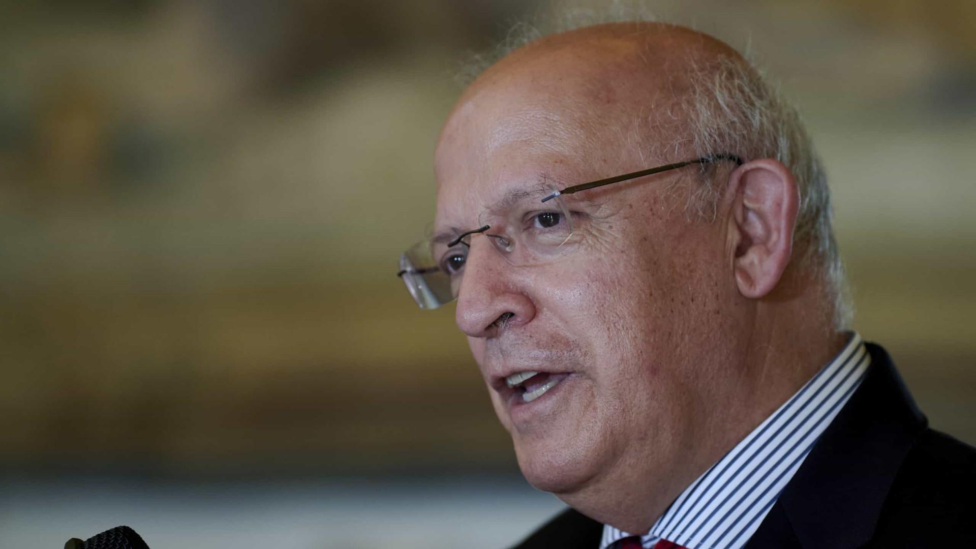"""Portugal apoiou """"todos os afegãos que colaboraram com forças nacionais"""""""