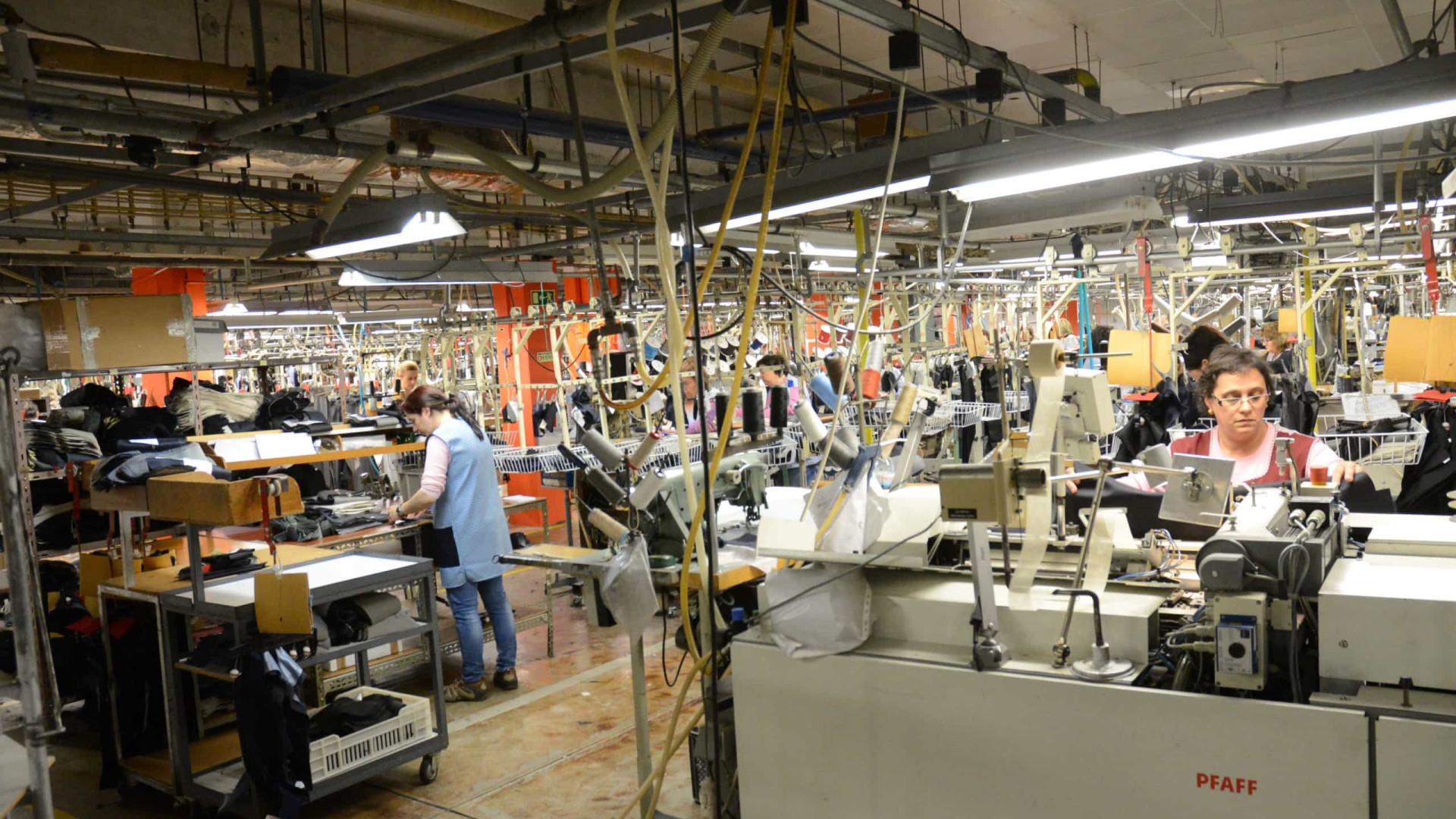 Trabalhadores da Dielmar exigem salários de outubro. Marcam novo plenário