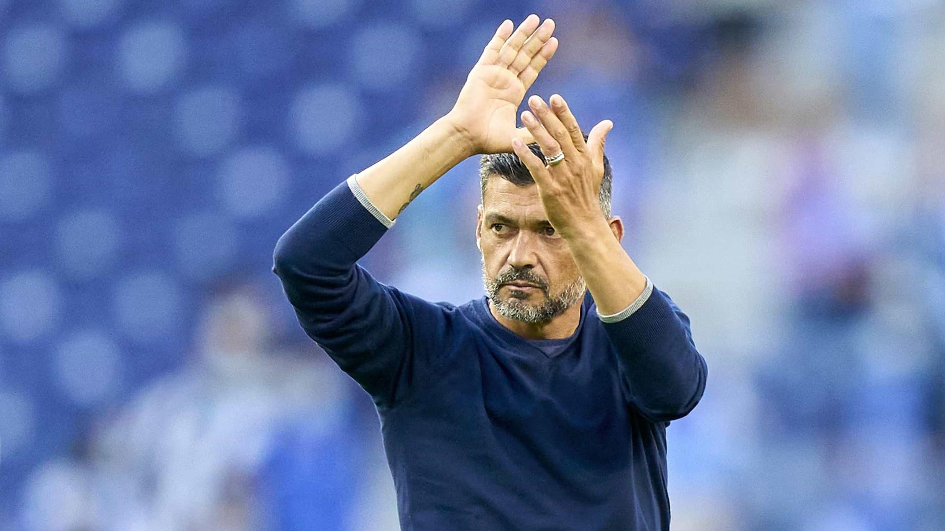 Gil Vicente-FC Porto: Já se conhecem os onzes de minhotos e dragões