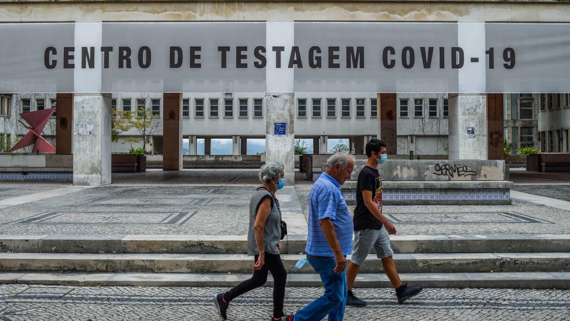 Portugal soma nove óbitos e 465 casos de Covid-19 desde ontem