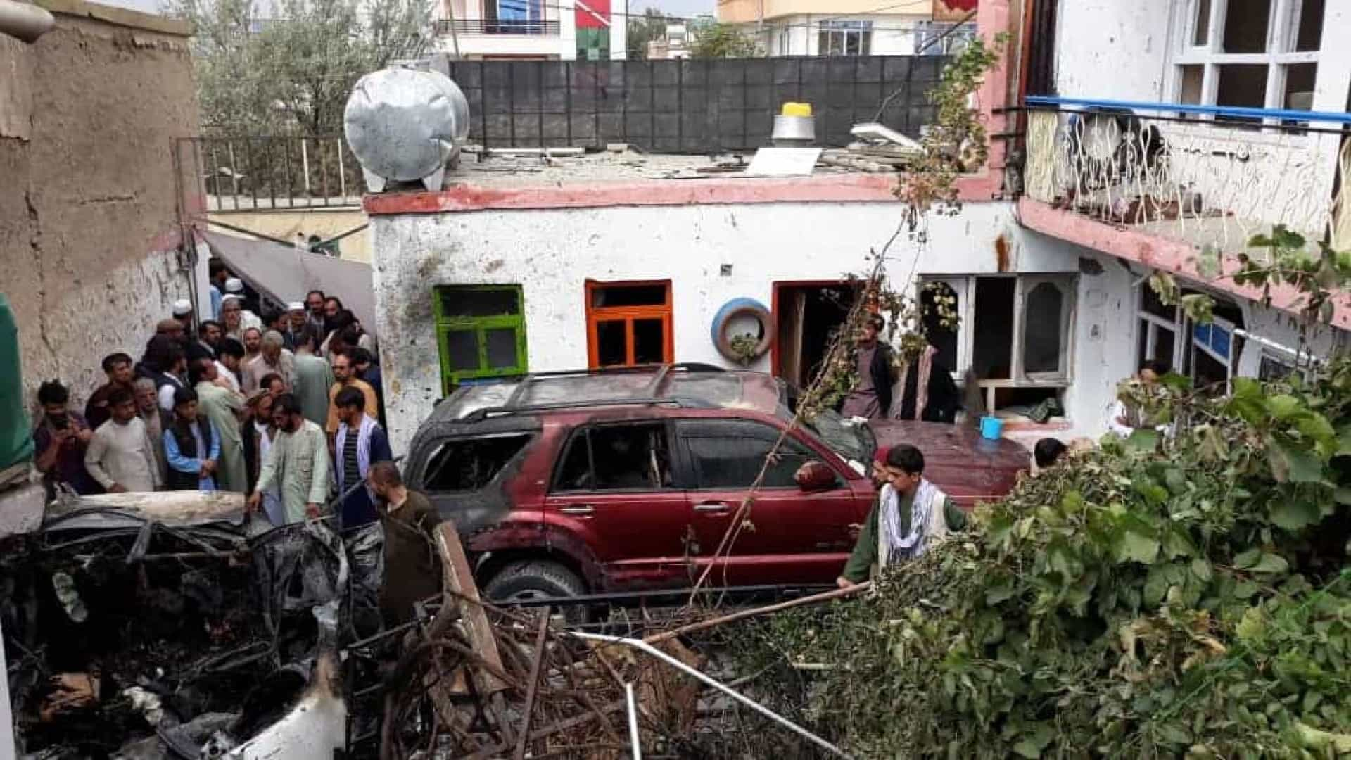 Afeganistão: CIA alertou para eventual presença de civis antes de ataque
