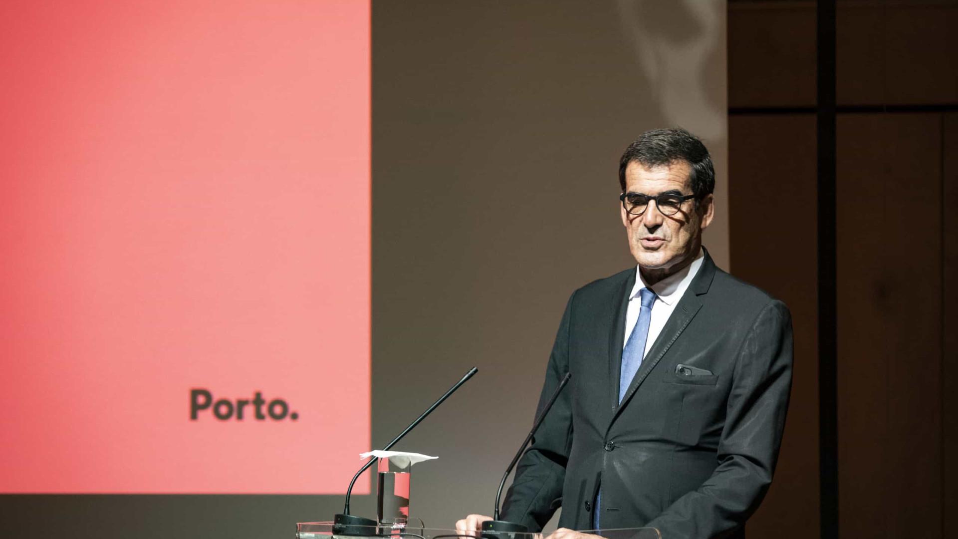 Rui Moreira quer reforçar votação e maioria na Assembleia Municipal