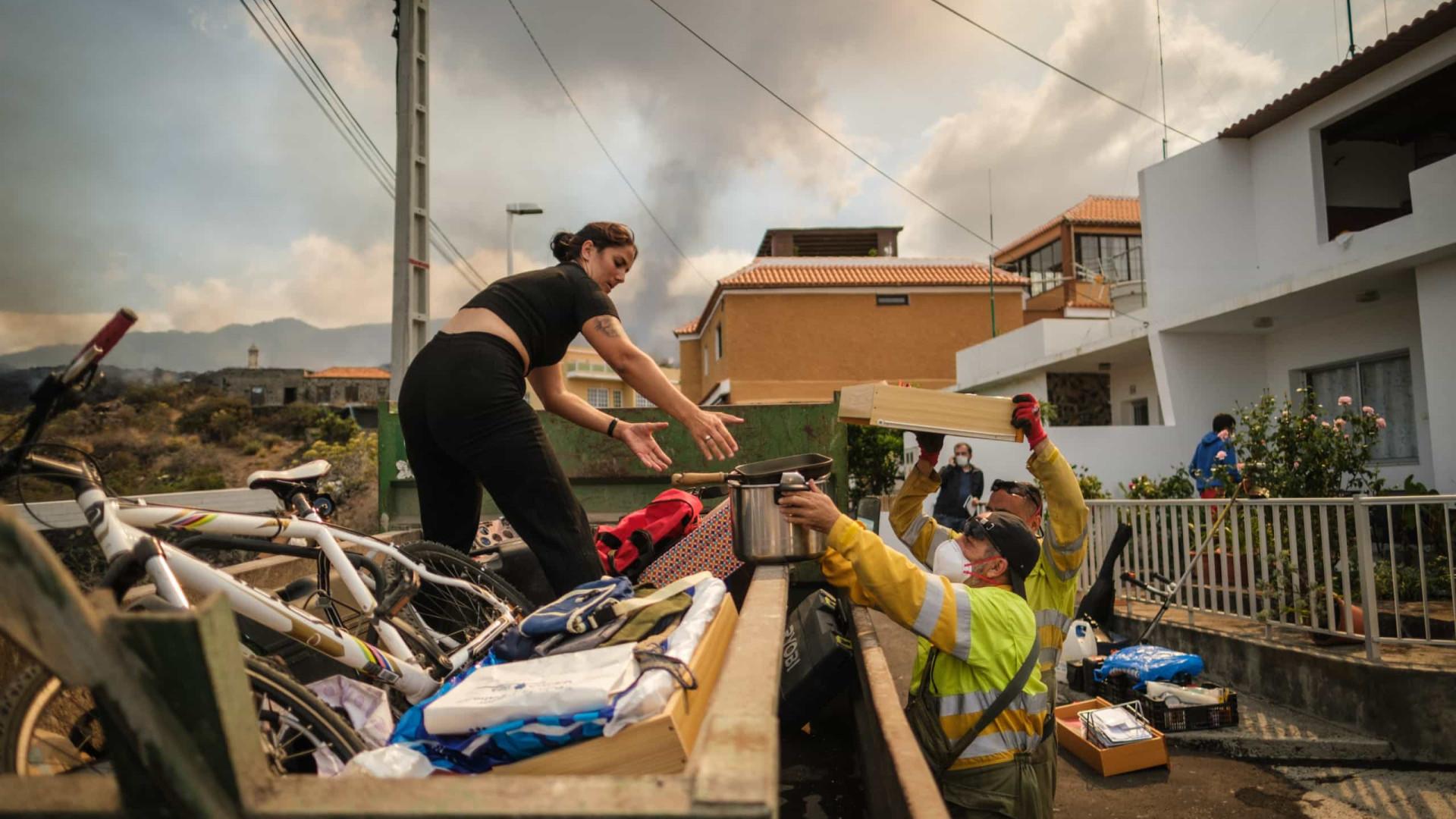 Vulcão destruiu 420 edifícios e 15,2 quilómetros de estrada em La Palma