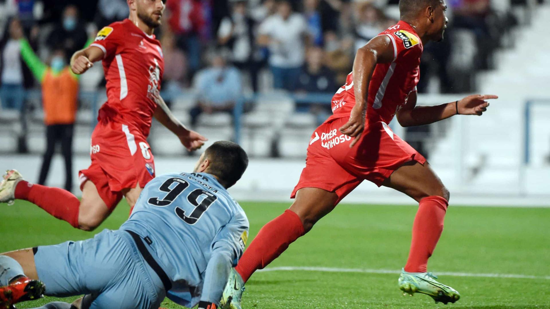 [1-1] Gil Vicente-FC Porto: Começou a 2.ª parte em Barcelos