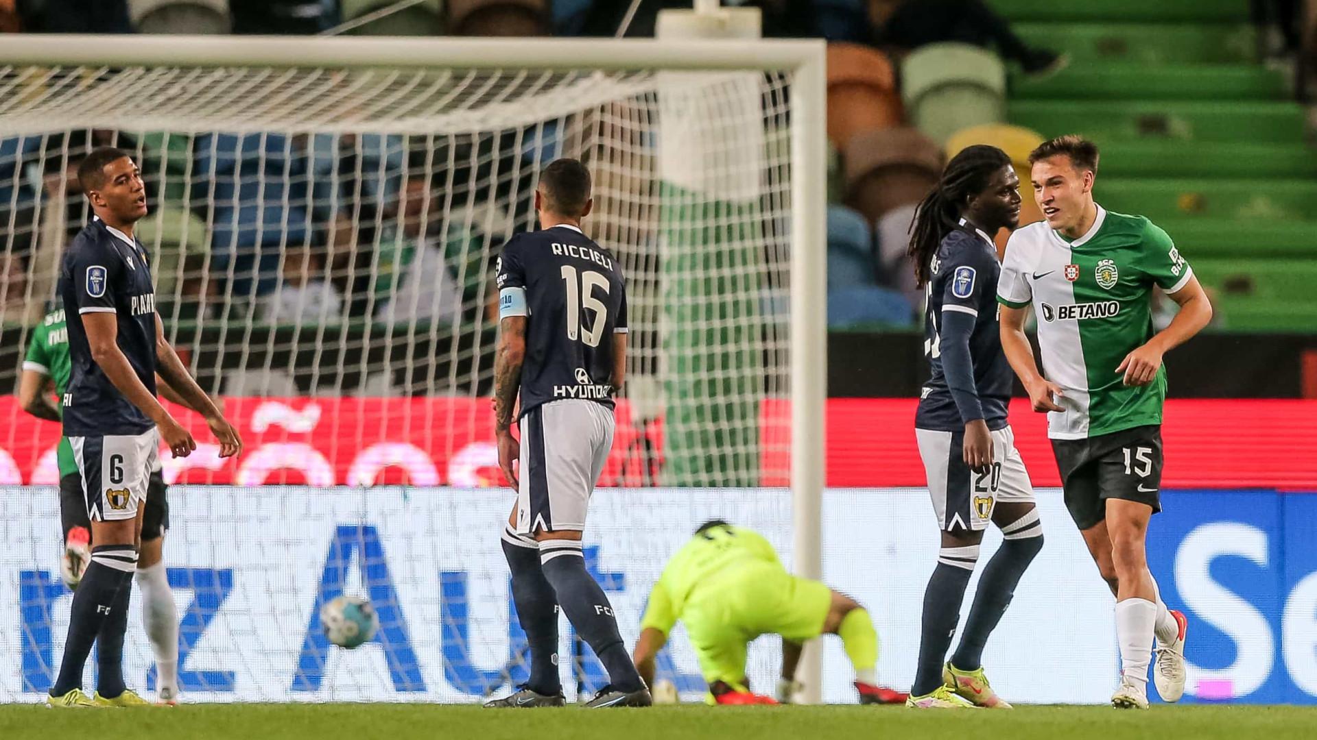 """""""Estou muito contente pelo golo, mas mais pela vitória"""""""
