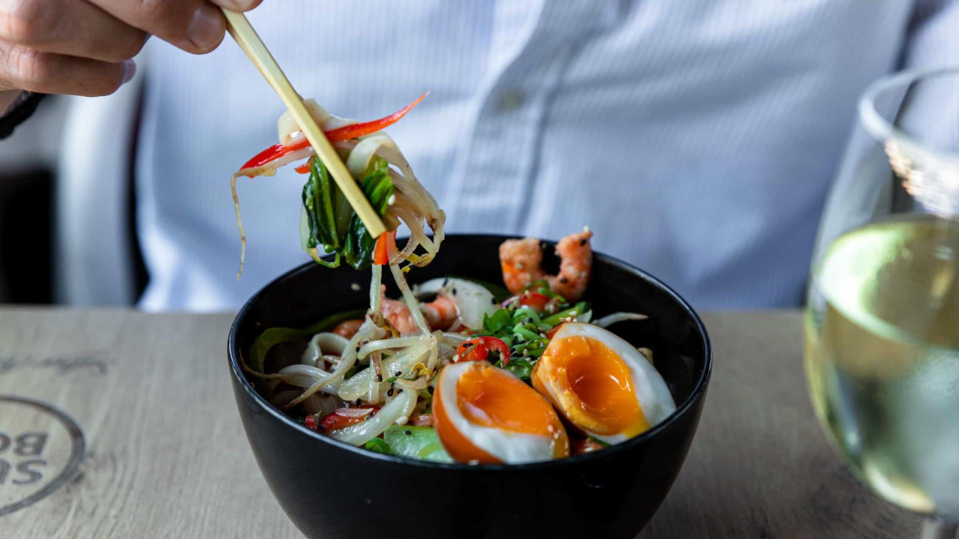 Os sabores asiáticos chegaram (finalmente) ao Mercado de Algés