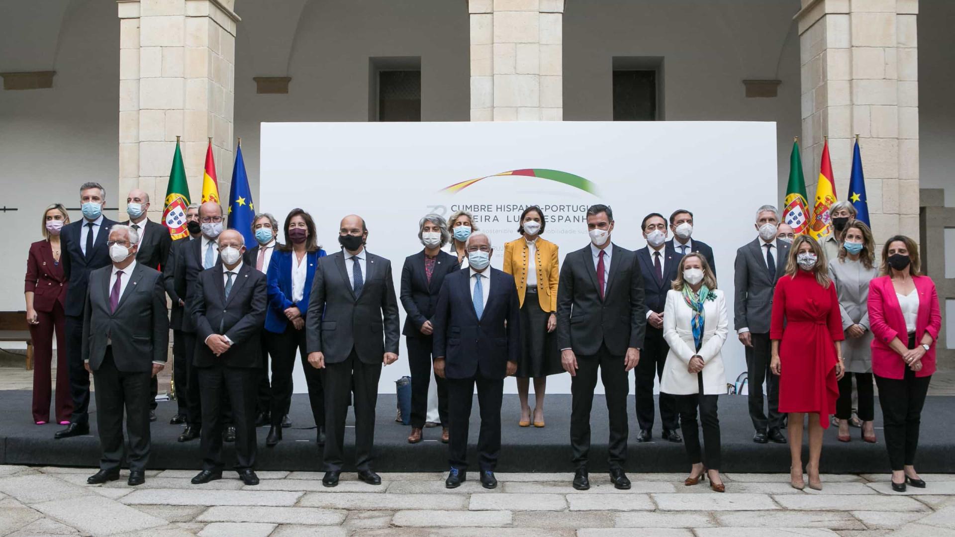 Portugal expressa solidariedade a Espanha pela situação em La Palma